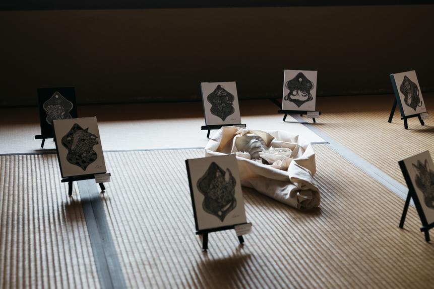 DENKEN ART 8 © 2018 Kazuhiko Watanabe
