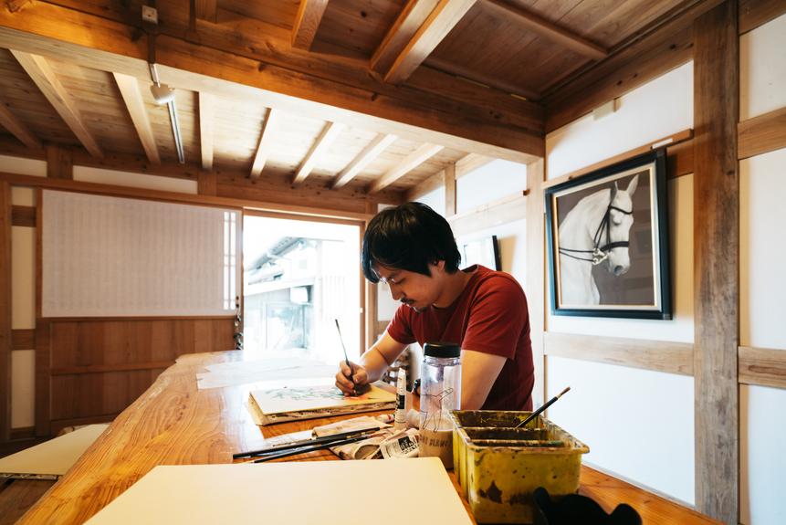 DENKEN ART 9 © 2018 Kazuhiko Watanabe