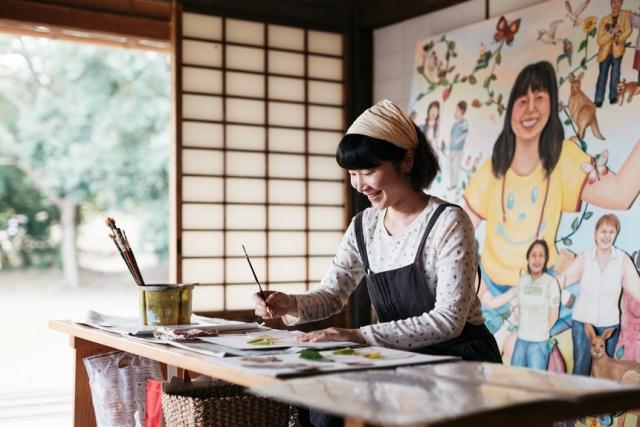 DENKEN ART 13 © 2018 Kazuhiko Watanabe