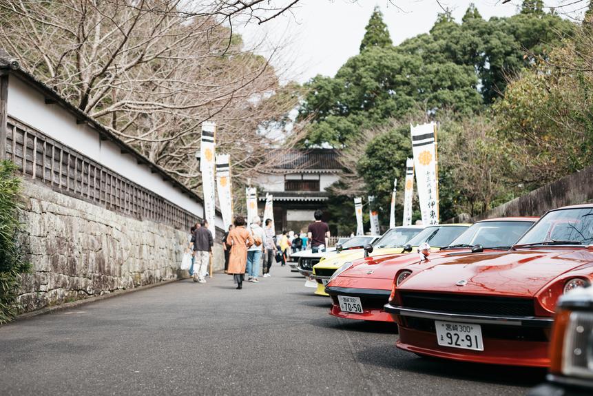 DENKEN CLASSIC CAR 1 © 2018 Kazuhiko Watanabe
