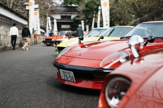 DENKEN CLASSIC CAR 2 © 2018 Kazuhiko Watanabe